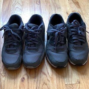 Nike Air Max (2 pairs)